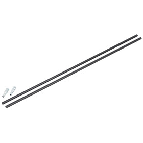CAMPZ Fiberglass Rod with Pin 8mm/0,55m